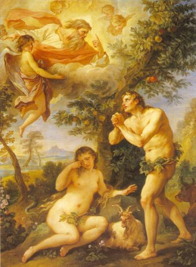 The Expulsion from Paradise image